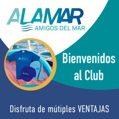 Bienvenidos al Club ALAMAR